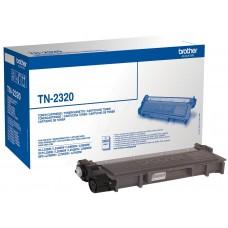 Brother TN-2320 cartridge, black