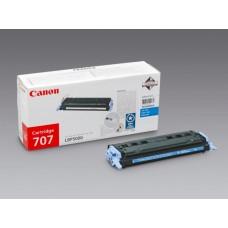 Canon 707C cartridge, cyan