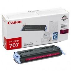 Canon 707M cartridge, magenta