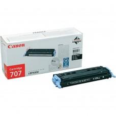 Canon 707BK cartridge, black