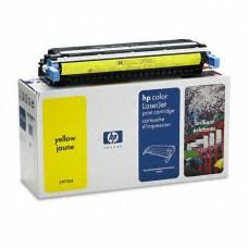 HP C9732A Nr. 645 cartridge, yellow