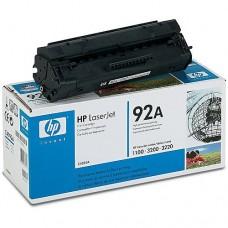 HP C4092A cartridge, black