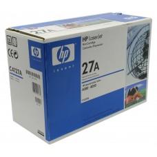 HP C4127A cartridge, black
