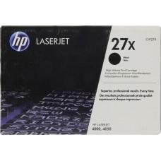 HP C4127X cartridge, black