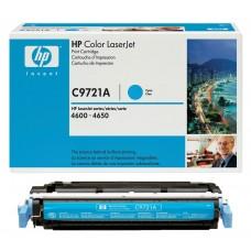 HP C9721A Nr. 641A cartridge, cyan