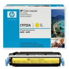 HP C9722A Nr. 641A cartridge, yellow