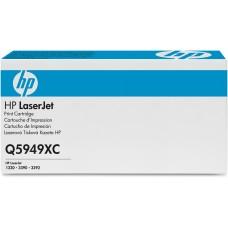 HP Q5949XC Nr. 49X cartridge, black