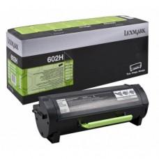 Lexmark 602H cartridge, black