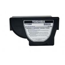 Toshiba T-1350 cartridge, black