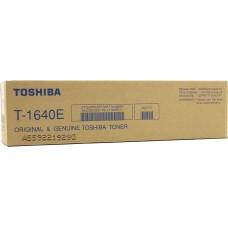 Toshiba T-1640E cartridge, black