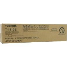 Toshiba T-1810E cartridge, black