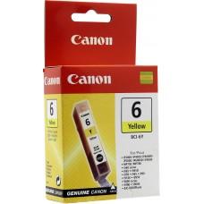 Canon BCI-6EY ink cartridge, yellow