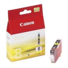 Canon CLI-8Y ink cartridge, yellow