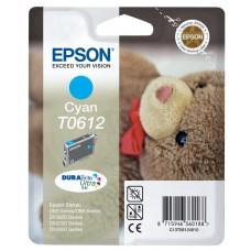 Epson T0612 ink cartridge, cyan