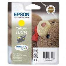 Epson T0614 ink cartridge, yellow