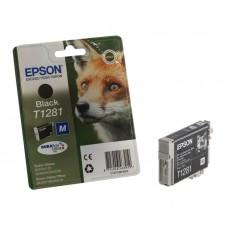 Epson T1281 ink cartridge, black
