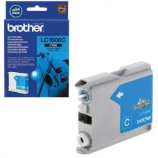 Brother LC1000C ink cartridge, cyan